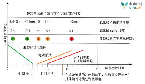 图4 红锈滋生的模拟分析图