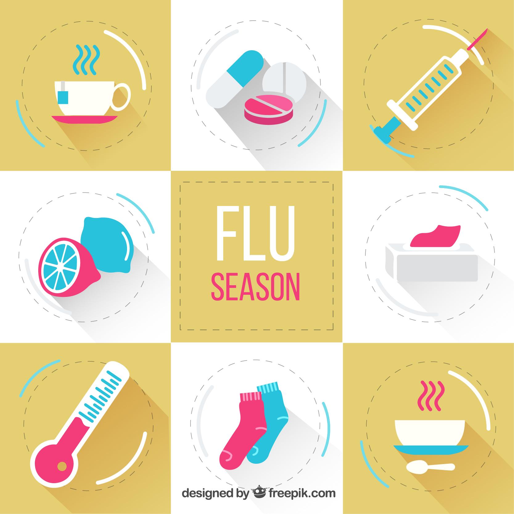 数据说话:冬季流感肆虐是天灾还是人祸?