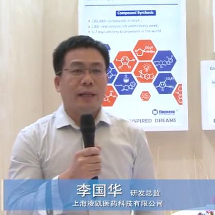 上海凌凯医药科技有限公司--李国华