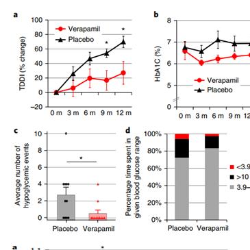 重大发现:维拉帕米或将改变1型糖尿病的治疗理念