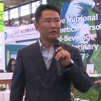 吉林省宏久生物科技股份有限企业--冯涛