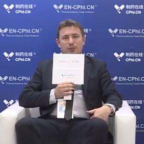 专访:波兰投资贸易局尤德良博士@CPhI & P-MEC China 2018