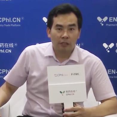 专访:金笔奖金奖得主--制药行业专家张功臣@CPhI & P-MEC China 2018