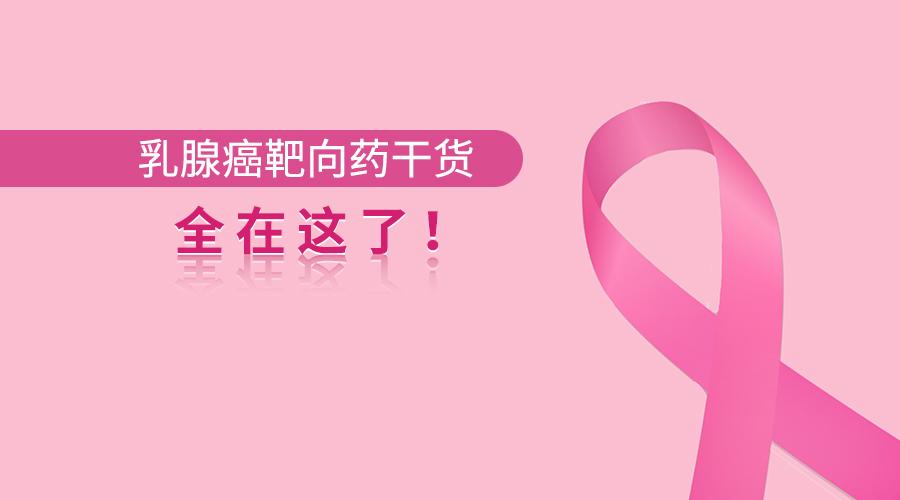 乳腺癌靶向药干货全在这了