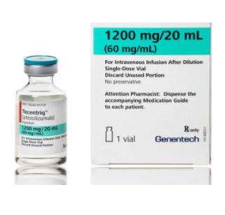 """小细胞肺癌""""药荒""""将结束,atezolizumab联合方案冲击一线治疗新标准"""