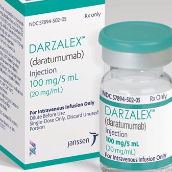 新药Darzalex联合疗法治疗多发性骨髓瘤,III期MAIA试验数据优异