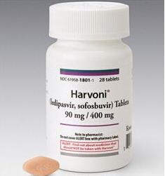 重磅!吉利德丙肝神药Harvoni即将国内获批上市