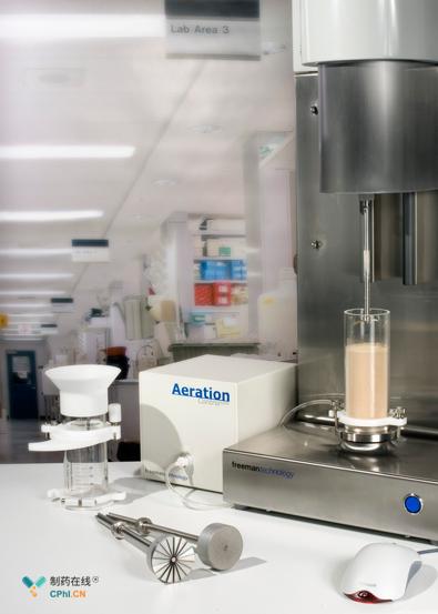 英国富瑞曼科技有限公司生产的FT4 多功能粉体流变仪
