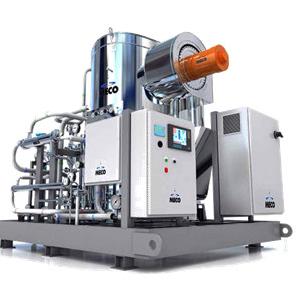 热压式蒸馏水机的应用--注射用水蒸馏法制备的节能首选