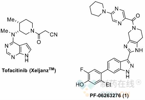 JAK抑制剂Tofacitinib