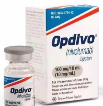 Opdivo在中国即将获批第2个适应症,预计是二线治疗食管癌