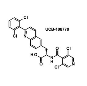 新型VLA-4拮抗剂UCB-108770多公斤级GMP制备工艺开发