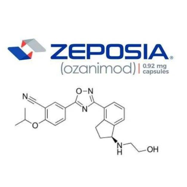 从芬戈莫德到ozanimod的10年:S1P受体调节剂致力解除心血管不良事件