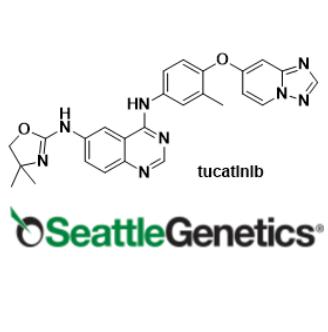 Tucatinib-治疗乳腺癌脑转移的利器!附合成路线分析